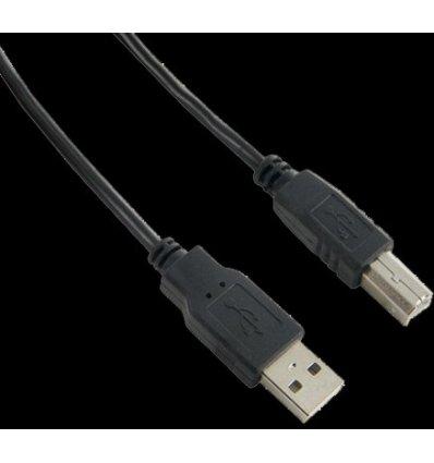 Kabel USB 2.0 typu A-B 4.5m (drukarkowy)