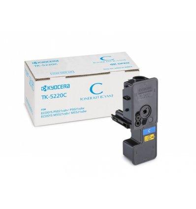 Toner TK-5220C Kyocera