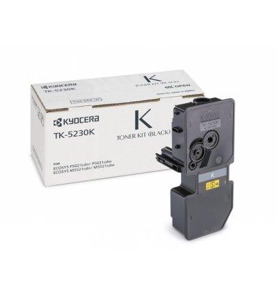 Toner TK-5230K Kyocera